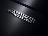 Watchman Surveillance Logo - Entry #66