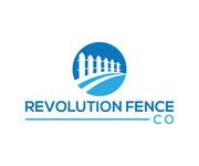 Revolution Fence Co. Logo - Entry #96