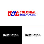 Colonial Improvements Logo - Entry #5