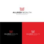 ALLRED WEALTH MANAGEMENT Logo - Entry #365