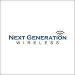 Next Generation Wireless Logo - Entry #21