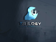 TRILOGY HOMES Logo - Entry #302