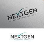 NextGen Accounting & Tax LLC Logo - Entry #417