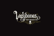 Lazybones Hot Sauce Co Logo - Entry #64