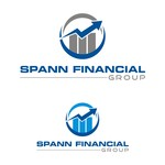 Spann Financial Group Logo - Entry #592