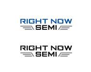 Right Now Semi Logo - Entry #85