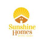 Sunshine Homes Logo - Entry #624