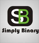 Simply Binary Logo - Entry #162
