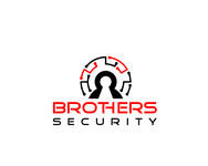 Brothers Security Logo - Entry #144