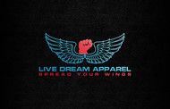 LiveDream Apparel Logo - Entry #471