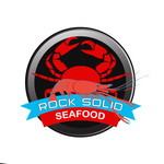 Rock Solid Seafood Logo - Entry #13