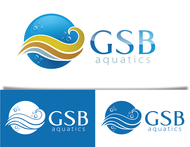 GSB Aquatics Logo - Entry #15