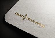 Rebecca Munster Designs (RMD) Logo - Entry #58