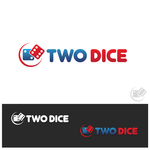 Two Dice Logo - Entry #66