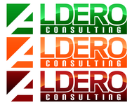 Aldero Consulting Logo - Entry #103