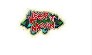 Keep It Movin Logo - Entry #234