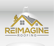 Reimagine Roofing Logo - Entry #137