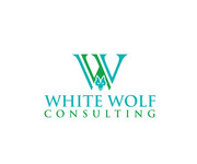 White Wolf Consulting (optional LLC) Logo - Entry #259