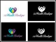 the wealth boutique Logo - Entry #65