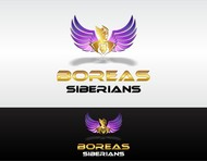 Siberian Husky Logo - Entry #57