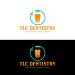 TLC Dentistry Logo - Entry #174