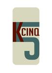 K-CINQ  Logo - Entry #76
