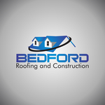 Bedford Roofing and Construction Logo - Entry #44