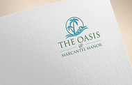 The Oasis @ Marcantel Manor Logo - Entry #58
