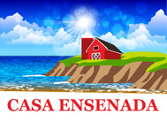 Casa Ensenada Logo - Entry #83