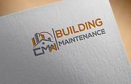 CMW Building Maintenance Logo - Entry #128