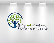 Sleep and Airway at WSG Dental Logo - Entry #559