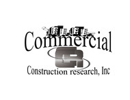 Commercial Construction Research, Inc. Logo - Entry #91
