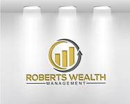 Roberts Wealth Management Logo - Entry #369