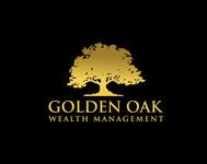 Golden Oak Wealth Management Logo - Entry #140