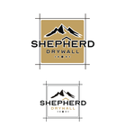 Shepherd Drywall Logo - Entry #287