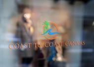 coast to coast canvas Logo - Entry #63