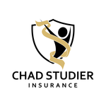 Chad Studier Insurance Logo - Entry #148