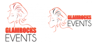 Glamrocks Events needs your design skills! Logo - Entry #85