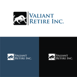 Valiant Retire Inc. Logo - Entry #205
