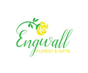 Engwall Florist & Gifts Logo - Entry #206