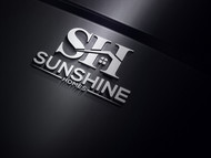 Sunshine Homes Logo - Entry #316