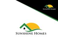 Sunshine Homes Logo - Entry #214