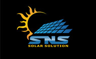 SNS Solar Solutions Logo - Entry #51