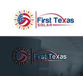 First Texas Solar Logo - Entry #128