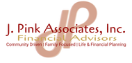 J. Pink Associates, Inc., Financial Advisors Logo - Entry #203