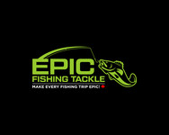 Epic Fishing Tackle Logo - Entry #66