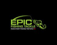 Epic Fishing Tackle Logo - Entry #66