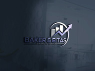 Baker & Eitas Financial Services Logo - Entry #477