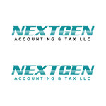 NextGen Accounting & Tax LLC Logo - Entry #11