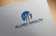 ALLRED WEALTH MANAGEMENT Logo - Entry #301